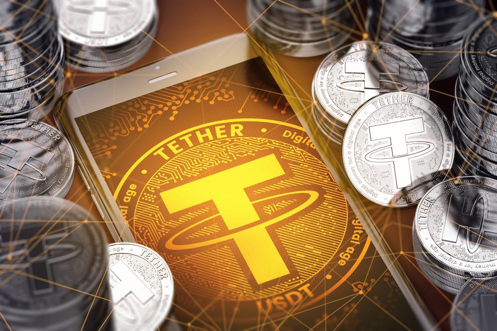 Bitcoin Price Jumped As Tether's Fell. Why?